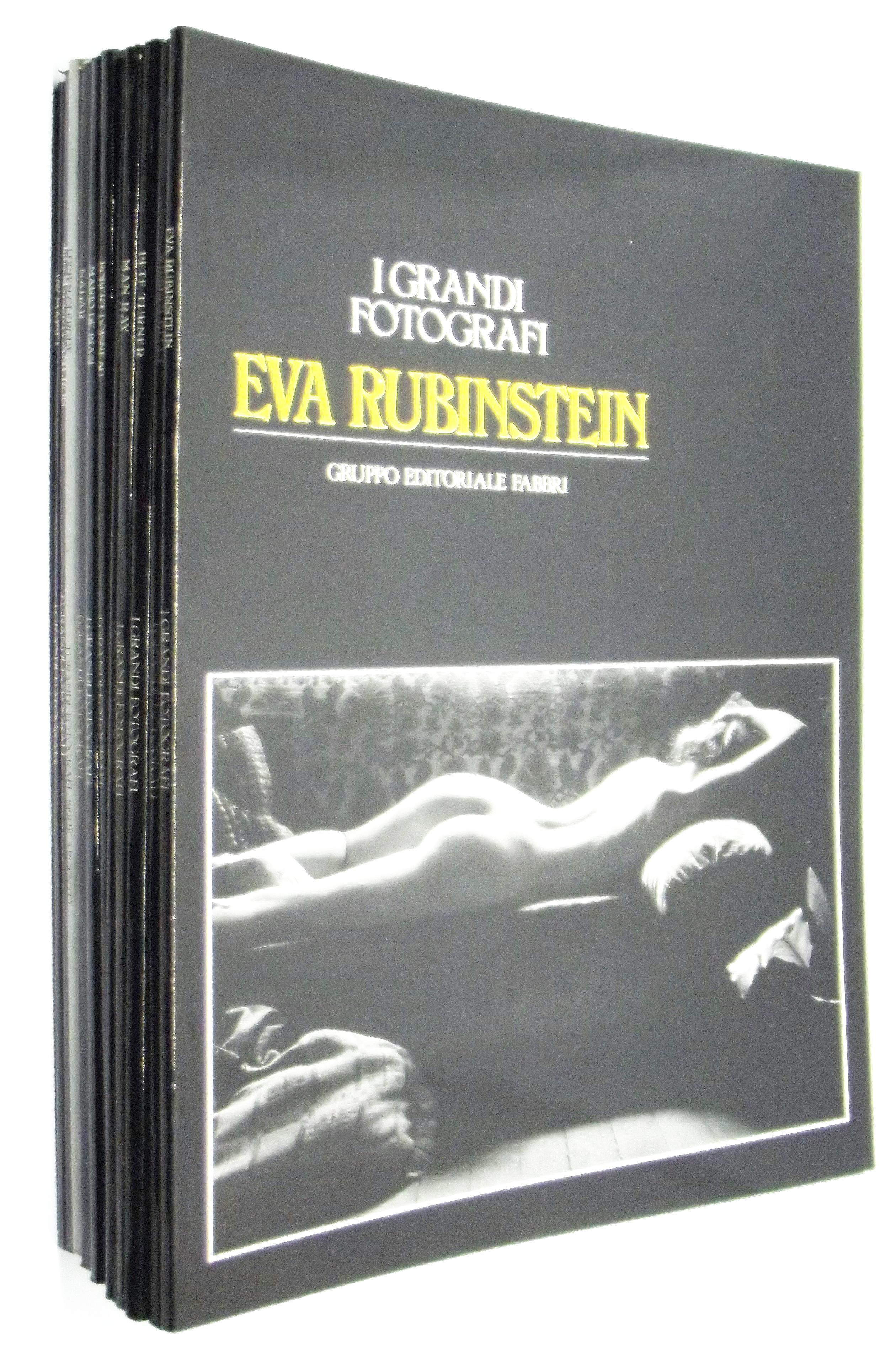 EVA RUBINSTEIN - I GRANDI FOTOGRAFI - FABBRI