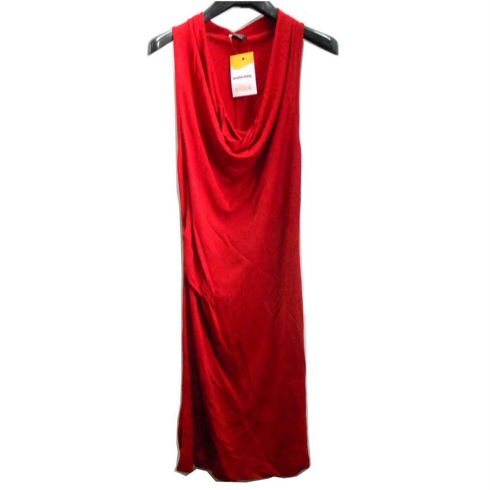 84e8faf2c0 ST ABITO DONNA ROSSO 'MISS SIXTY' TG S (NUOVO)