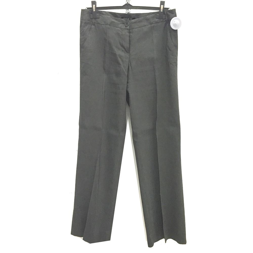 Black' Neri Lino Misto Donna 44 'penny Pantaloni Tg Xx7Hwqff