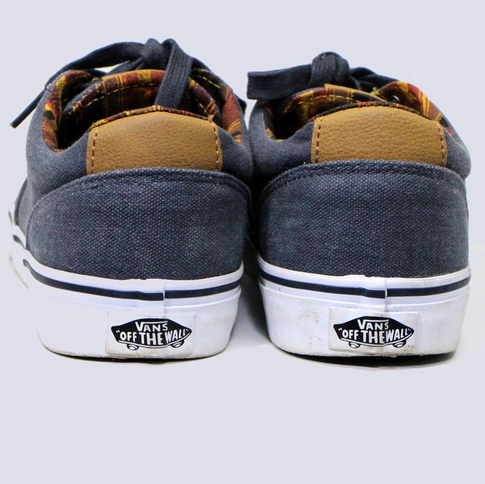 Tela 40 Scarpe 'vans' Grigie Sneaker 5 gf6yYb7