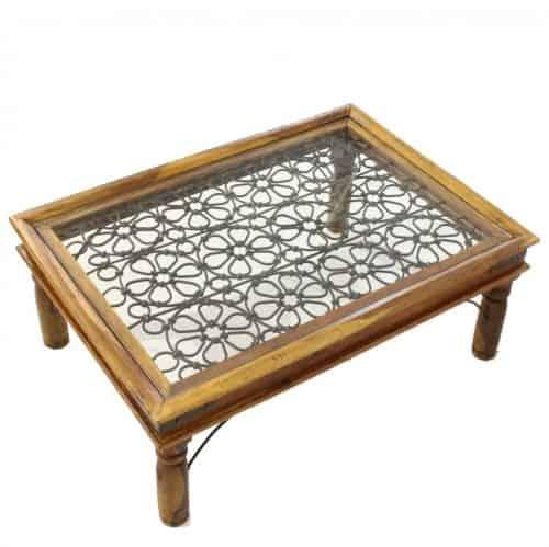 Tavolino In Legno Etnico.Tavoli E Sedie Sostenibile